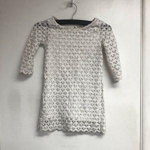 Genuine Kids | Cute white dress size 5T